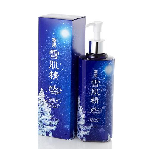KOSE 藥用雪肌精化妝水500ml-30週年典藏版