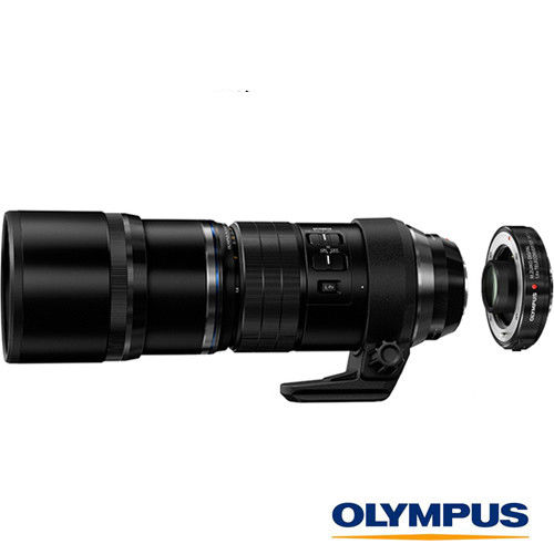 OLYMPUS M.ZD 300mm F4 IS PRO + MC-14 防震定焦望遠(300 F4,MC14,公司貨)