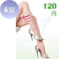 【義大利名牌】Roberta di Camerino 諾貝達, 120丹塑腹提臀彈絲襪/褲襪~6雙-行動