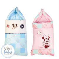 【VIVIBABY】迪士尼星空米奇/米妮抱嬰袋(藍/粉)