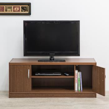 【尼克斯】簡易雙門二格電視櫃