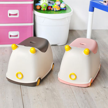 【SONA MALL】牛BUBU玩具收納車