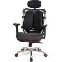 aaronation 愛倫國度 - 網布坐墊雙背式辦公電腦椅 (i-119MHSGA)