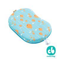 Creative Baby創寶貝-外出野餐防水舒適座墊/洗澡跪墊 悠遊海洋 (Bath Kneeler)