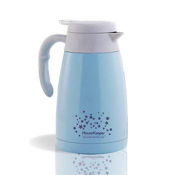 妙管家炫彩真空時尚保溫壺咖啡壺1.5L