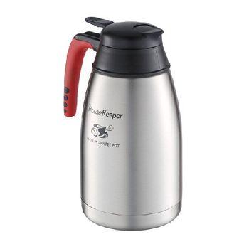 妙管家二代真空迎賓保溫壺咖啡壺1.5L