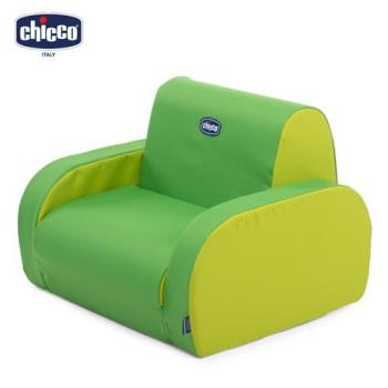 chicco Twist多功能寶貝成長小沙發-青翠綠