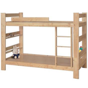 【顛覆設計】松木3.5尺雙層床
