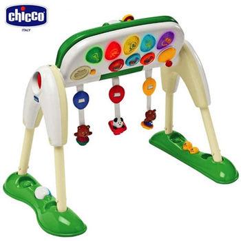 chicco-多功能音樂健力架
