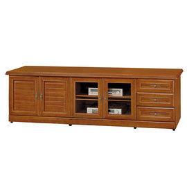 【時尚屋】[UZ6]施勝發7尺正樟木電視櫃UZ6-230-4