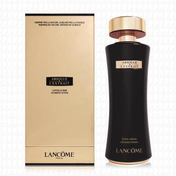 LANCOME蘭蔻 絕對完美黑鑽奧秘玫瑰精露150ml