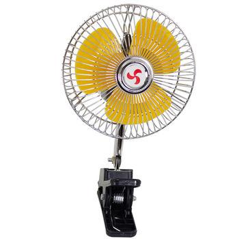 OMAX 6吋旋轉涼電風扇(12V專用)