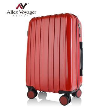 【法國 奧莉薇閣】移動城堡28吋PC輕量鏡面行李箱/旅行箱