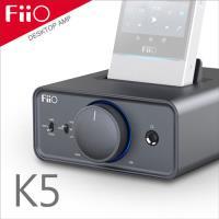 FiiO K5桌上型耳機功率擴大機