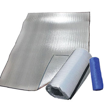 WASHAMl雙面鋁膜防潮保暖墊(3X3M)