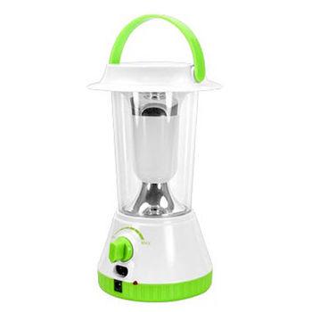 NAKAY國際電壓充電式16SMDLED可調光露營燈手電筒(NPL-11)