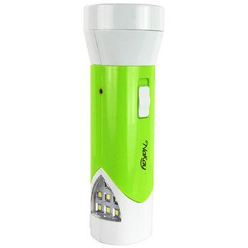 NAKAY國際電壓 充電式100流明LED手電筒(NLED-102)