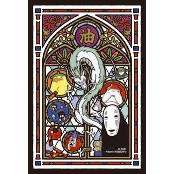 【日本ENSKY】宮崎駿透光拼圖-神隱少女 神隱世界 126pcs ES126-AC10