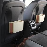 【威力鯨車神】汽車專用高質感可摺疊置物盒/汽車用垃圾桶_專利正品
