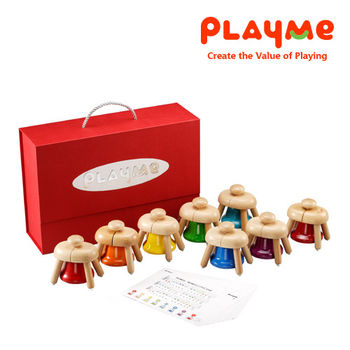 【PlayMe】響叮噹~手拍鈴-輕鬆拍出樂曲