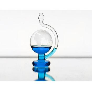 玻璃氣壓球-世界地圖版 賽先生科學工廠-行動