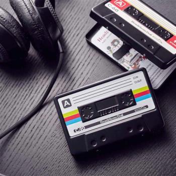 【HeadphoneDog】金屬烤漆卡帶 名片盒/煙盒/卡夾