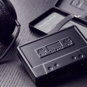 【HeadphoneDog】金屬烤漆卡帶 名片盒/煙盒/卡夾(酷黑限定版)