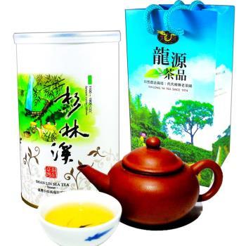 【龍源茶品】無毒『輕焙火』杉林溪烏龍茶葉1罐組(150g/罐)-冬茶鮮摘