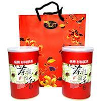 龍源茶品 無毒無焙火杉林溪烏龍茶葉2罐組(150g/罐)