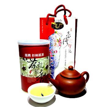 【龍源茶品】無毒『無焙火』杉林溪烏龍茶葉1罐組(150g/罐)-冬茶鮮摘