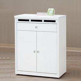 【時尚屋】[UZ6]裕隆貝多美3尺白色鞋櫃UZ6-414-5