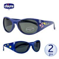 chicco-偏光太陽眼鏡-兒童專用(街頭塗鴨藍)