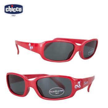 chicco-(彩蝶翩翩粉)偏光太陽眼鏡-兒童專用