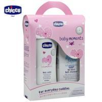 任-chicco-寶貝嬰兒潤膚乳液500ml超值組