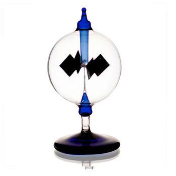 賽先生科學工廠|光能輻射計/太陽風車-12cm