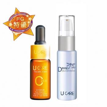 U CARE C23.8高濃縮純液(膠原升級版)(送U CARE體驗包*3)