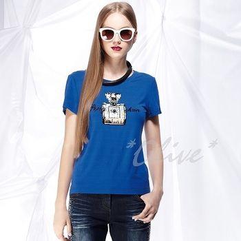 【CHENG DA】春夏專櫃精品女裝時尚流行短袖上衣 NO.101776 (現貨+預購)