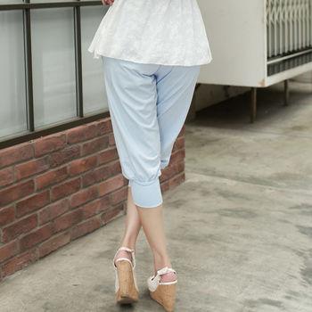 【TOMATO BEAR】台灣製 時尚機能七分褲超值2件組(M-2XL)