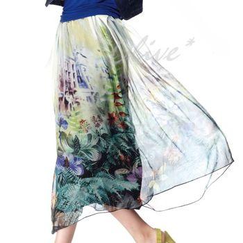 【CHENG DA】春夏專櫃精品女裝時尚流行長裙 NO.101881 (現貨+預購)