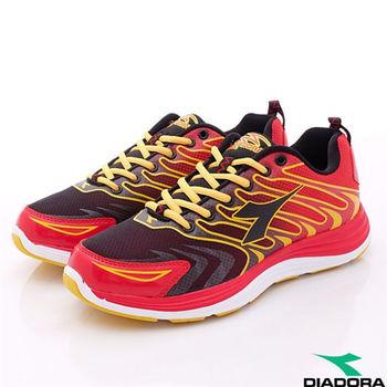 DIADORA義大利國寶鞋-絢焰慢跑款-MR2992男款-紅