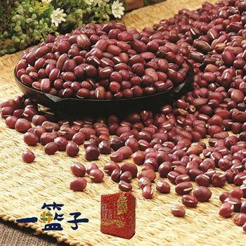 《一籃子》100%美濃國產紅豆(500g/包,共5包)