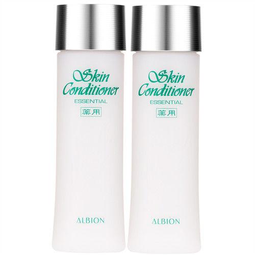 【ALBION艾倫比亞】健康化妝水N330ml x2 二入優惠組
