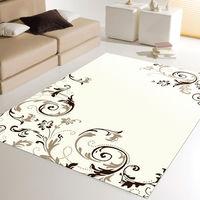 范登伯格 悅舞視覺影像絲質地毯-捲葉-140x190cm