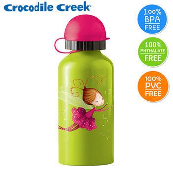【美國Crocodile Creek】環保兒童不鏽鋼水瓶(小仙女)-行動