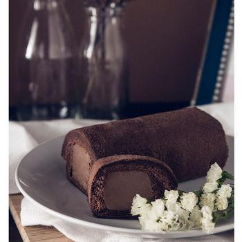 甜蜜享受 冰淇淋蛋糕捲 三種口味一次滿足