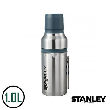 【美國Stanley】不鏽鋼保溫瓶/登山系列真空保溫咖啡瓶1.0L