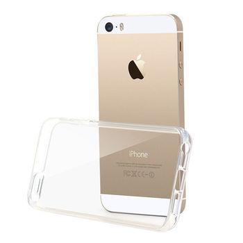 Moctin Apple iPhone 5/5S/SE 透明保護殼 贈送螢幕保護貼