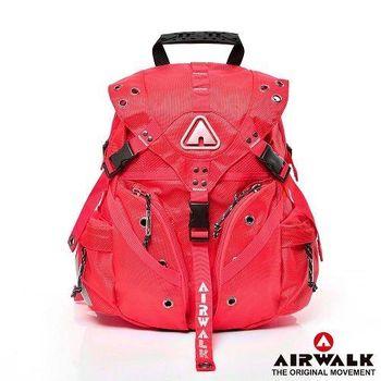 【美國AIR WALK】強勢崛起繽紛三叉扣系列後背包-小-共六色