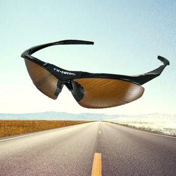 TX-HAWK全方位輕量運動型眼鏡(1+1)