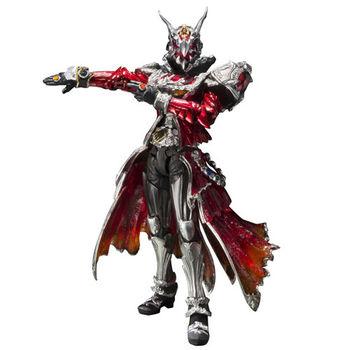 【代理版】BANDAI SIC系列假面騎士WIZARD火龍全龍形態